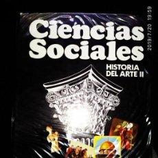 Fotografía antigua: DIAPOSITIVAS CIENCIAS SOCIALES HISTORIA DEL ARTE I I TOMO DOS ECIONES SALMA C. FRADE J. L.MARTÍNEZ. Lote 171763572