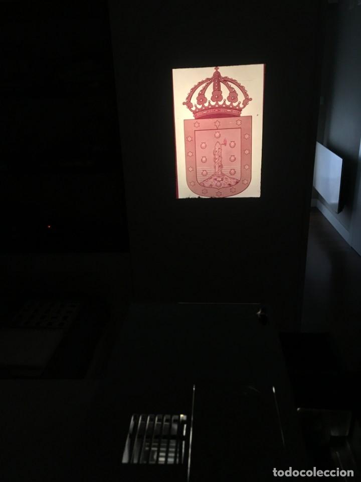 Fotografía antigua: LOTE LA CORUÑA ARTE Y PAISAJE 100 DIAPOSITIVAS EDICION 1971 + PROYECTOR KODAK RETINAMAT - Foto 21 - 173963290