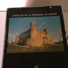 Fotografía antigua: CASTILLOS DE LA PROVINCIA DE MADRID. Lote 174254063