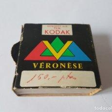 Fotografía antigua: DIAPOSITIVAS KODAK VERONESE / PINTURA ESPAÑOLA EN FRANCIA.. Lote 178373526