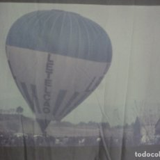 Fotografía antigua: 36 ANTIGUAS DIAPOSITIVAS GLOBOS AEROSTATICOS EN BARCELONA. Lote 178687991