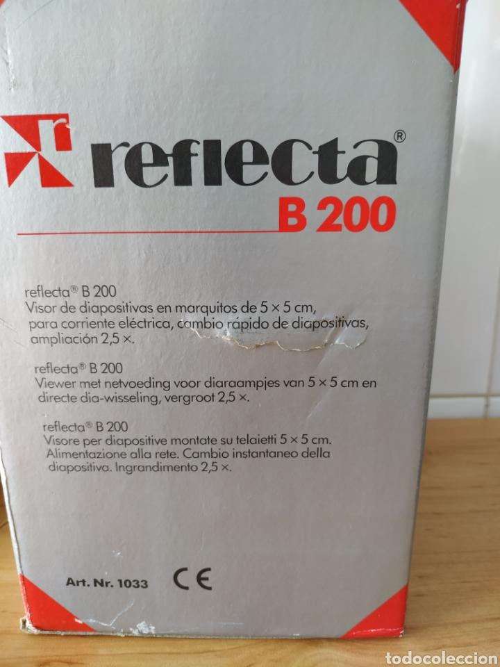 Fotografía antigua: Visor de diapositivas Reflecta B200 - Foto 4 - 179390155
