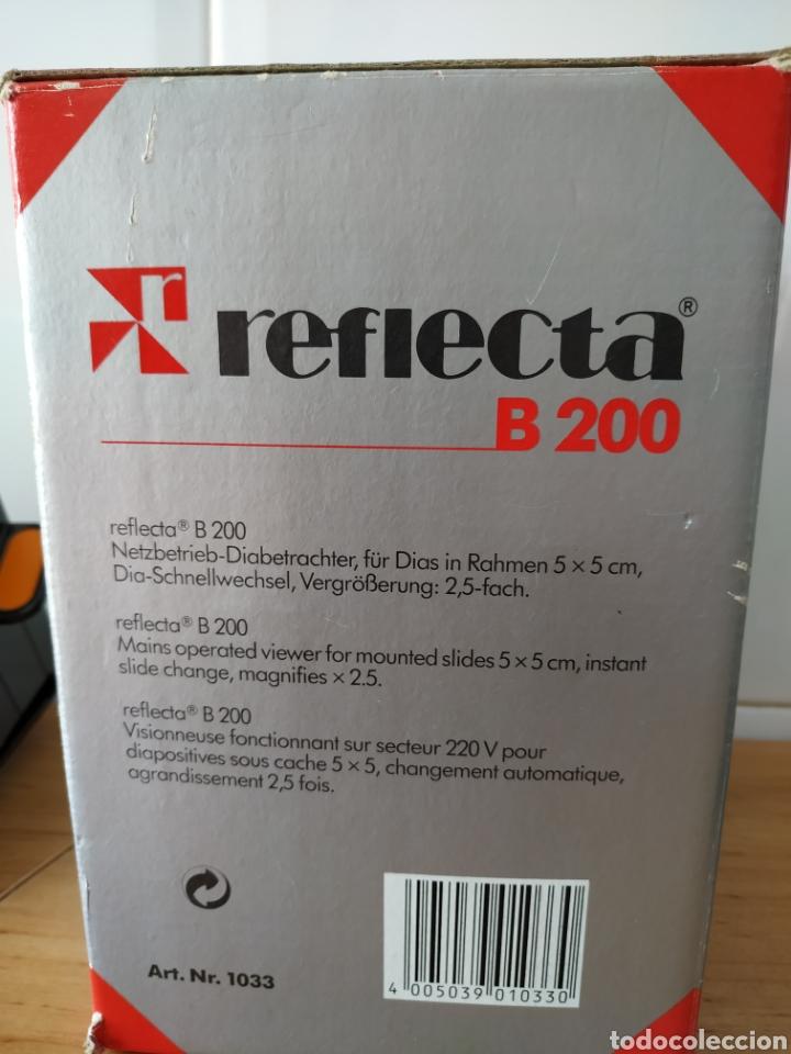 Fotografía antigua: Visor de diapositivas Reflecta B200 - Foto 6 - 179390155