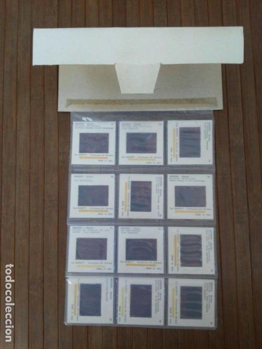 Fotografía antigua: Paquete con 12 diapositivas Souvenir of Orvieto Duomo Slides printed on Kodak film - Foto 5 - 194067740