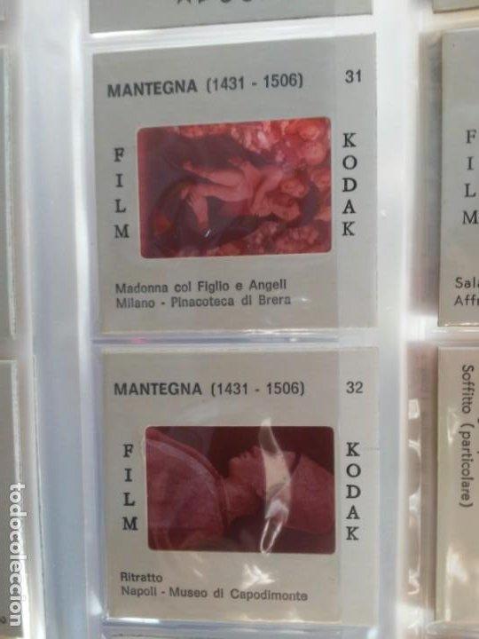 Fotografía antigua: Paquete con 48 diapositivas Souvenir Mantova Italia Slides printed on Kodak film Ed. Zanini - Foto 8 - 194131575