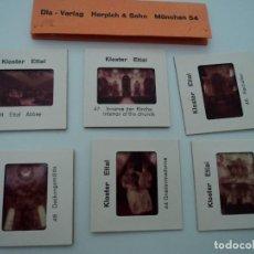 Fotografía antigua: SEIS ANTIGUAS DIAPOSITIVAS DE MUNCHEN. Lote 194390187