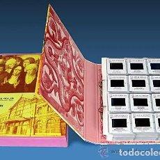 Fotografía antigua: EL PATRIMONIO ARTÍSTICO DE ANDALUCÍA EN IMÁGENES (204 DIAPOSITIVAS DE ARTE, FOTOS ESTILO POSTAL). Lote 194529563