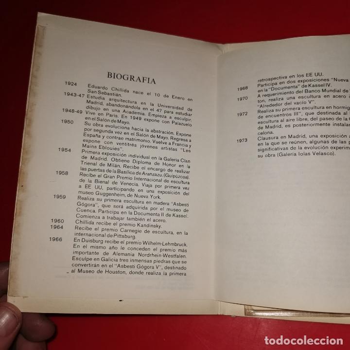 Fotografía antigua: CHILLIDA I-COLECCIÓN ARTE EN IMÁGENES - MINISTERIO DE EDUCACIÓN, 197 - 12 DIAPOSITIVAS - Foto 2 - 194864713