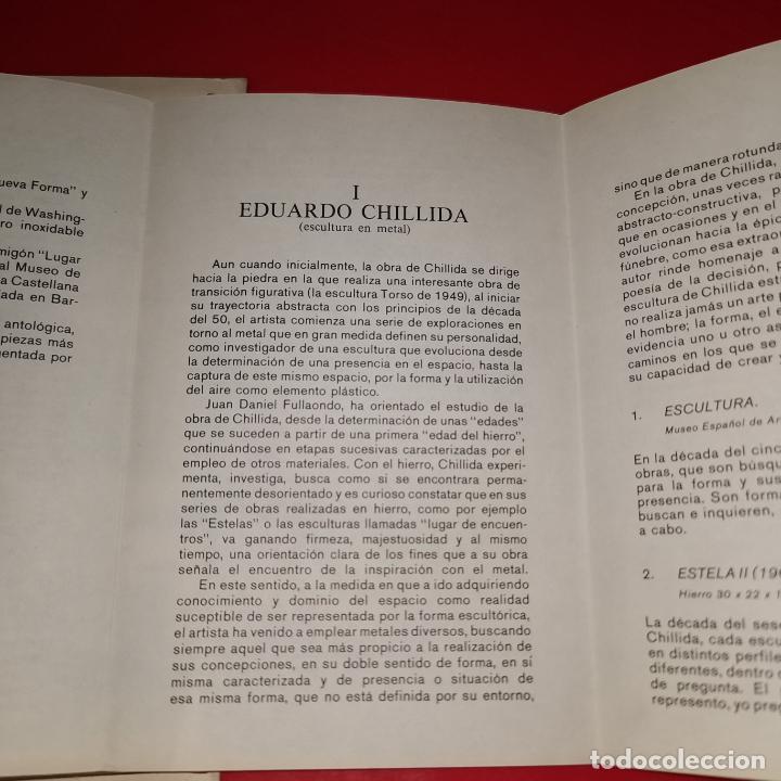 Fotografía antigua: CHILLIDA I-COLECCIÓN ARTE EN IMÁGENES - MINISTERIO DE EDUCACIÓN, 197 - 12 DIAPOSITIVAS - Foto 3 - 194864713