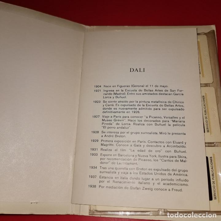 Fotografía antigua: DALI – DIAPOSITIVAS COLECCIÓN ARTE EN IMÁGENES - Foto 2 - 194869206