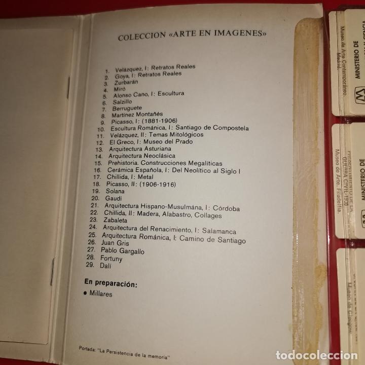 Fotografía antigua: DALI – DIAPOSITIVAS COLECCIÓN ARTE EN IMÁGENES - Foto 4 - 194869206