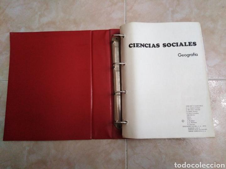 Fotografía antigua: Ciencias sociales geografía ( Lote de 400 diapositivas ) Ediciones salma - Foto 2 - 194942543