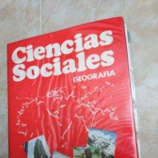 Fotografía antigua: CIENCIAS SOCIALES GEOGRAFÍA ( LOTE DE 400 DIAPOSITIVAS ) EDICIONES SALMA. Lote 194942543