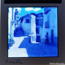 Fotografia antica: ZORITA CASTELLÓN AÑOS 70 TAMAÑO 6 X 6 CM.. Lote 197100972