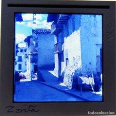 Fotografia antica: ZORITA CASTELLÓN AÑOS 70 TAMAÑO 6 X 6 CM.. Lote 197101005