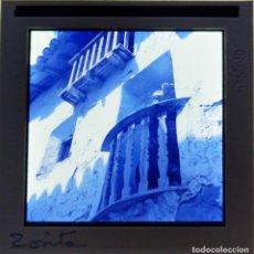 Fotografia antica: ZORITA CASTELLÓN AÑOS 70 TAMAÑO 6 X 6 CM.. Lote 197101041