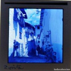 Fotografia antica: ZORITA CASTELLÓN AÑOS 70 TAMAÑO 6 X 6 CM.. Lote 197101071
