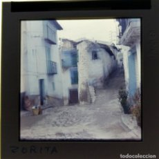 Fotografia antica: ZORITA CASTELLON AÑOS 70 TAMAÑO 6 X 6 CM.. Lote 197174350
