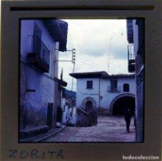 Fotografia antica: ZORITA CASTELLON AÑOS 70 TAMAÑO 6 X 6 CM.. Lote 197174621