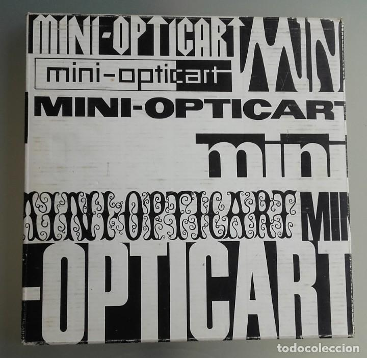 Fotografía antigua: DIAPOSITIVAS DIDÁCTICAS. MINI OPTICART. OPTICART-VERLAG. MADE IN GERMANY. CIRCA 1960s. - Foto 29 - 198382213