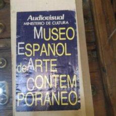 Fotografía antigua: DIAPOSITIVAS MUSEO ESPAÑOL ARTE CONTEMPORÁNEO. Lote 214475255