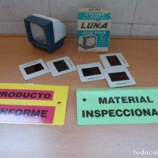 Fotografía antigua: ENVIO CON TC: 4€ VISOR LUNA CON LUZ PARA DISPOSITIVAS.PROBADO Y EN EXCELENTE ESTADO. Lote 217885855