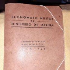 Fotografía antigua: LOTE FOTOGRAFIAS MILITARES POST GUERRA CIVIL.. Lote 237130380