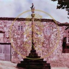 Fotografía antigua: 1969 - CERDEDO PONTEVEDRA - GALICIA DIAPOSITIVA ORIGINAL PROFESIONAL S.O.F. - FORM.6X6. Lote 239491135