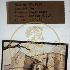 Fotografía antigua: 1969 - TUY - TUI - PONTEVEDRA IGLESIA SAN DOMINGO GALICIA DIAPOSITIVA PROFESIONAL ONIEVA FORM.6X6. Lote 239495120