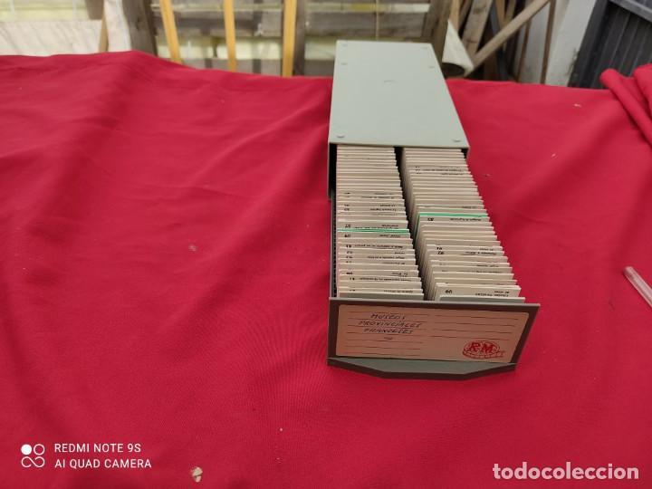 95 DIAS POSITIVAS MUSDEO P`RINCIPAL DE FRANCIA (Fotografía Antigua - Diapositivas)
