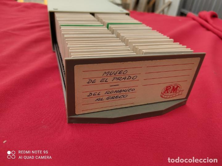 95 DIAS POSITIVAS DE MUSEO DEL PRADO (Fotografía Antigua - Diapositivas)