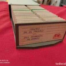Fotografía antigua: 95 DIAS POSITIVAS DE MUSEO DEL PRADO. Lote 242986415