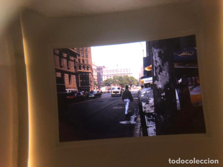 Fotografía antigua: DIAPOSITIVA CALLE DE NUEVA YORK, TOMADA EN AGOSTO 1991 - Foto 2 - 243687530