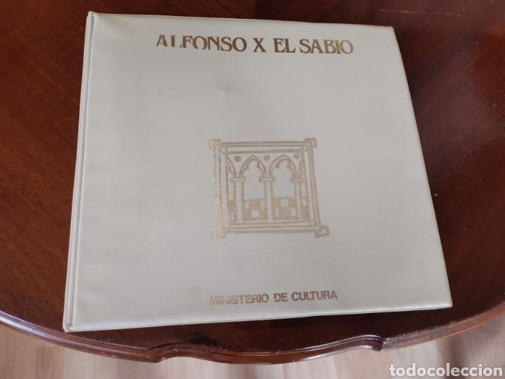 Fotografía antigua: RELACIÓN DE DIAPOSITIVAS ALFONSO XEL SABIO - Foto 5 - 244495455