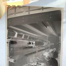 Fotografía antigua: NEGATIVO CELULOIDE. INTER ELECTRÓNICA S. A. CONTROL CALIDAD. HORTOLA FOTÓGRAFO. BARCELONA.. Lote 244495765