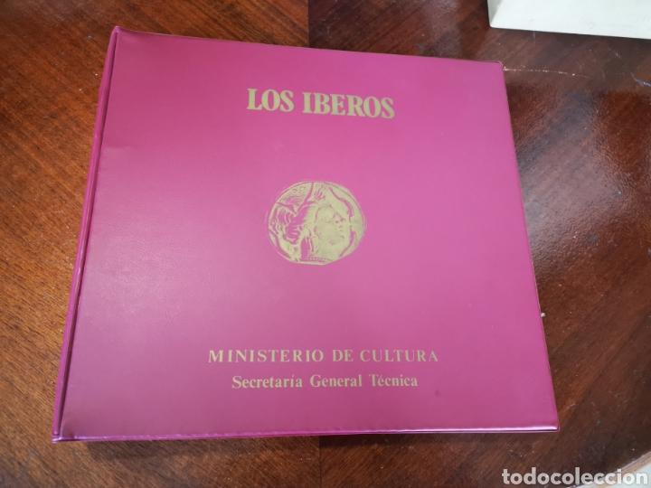 RELACIÓN DE DIAPOSITIVAS LOS IBEROS DEL MINISTERIO DE CULTURA (Fotografía Antigua - Diapositivas)