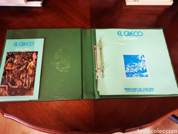 Fotografía antigua: RELACIÓN DE DIAPOSITIVAS EL GRECO - Foto 2 - 244498390