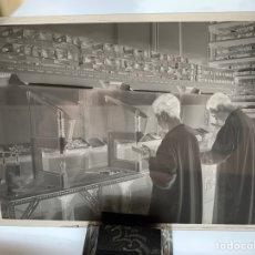 Fotografía antigua: NEGATIVO CELULOIDE. INTER ELECTRÓNICA S. A. TÉCNICOS ESPECIALISTAS. HORTOLA FOTÓGRAFO. BARCELONA.. Lote 244507440
