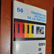 Fotografía antigua: 56. TENDENCIAS ACTUALES DE LA PINTURA. HISTORIA DEL ARTE ESPAÑOL. HIARES. 36 DIAPOSITIVAS. DIFICIL. Lote 244605935