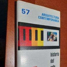 Fotografía antigua: 57. ARQUITECTURA CONTEMPORÁNEA. HISTORIA DEL ARTE ESPAÑOL. HIARES. 36 DIAPOSITIVAS. DIFICIL. Lote 244606075