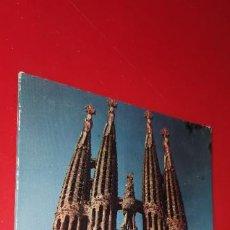 Fotografia antica: 12 DIAPOSITIVAS ** DE ANTONIO GAUDI ** AÑO 1973 - MEC COMPARTIR LOTE. Lote 253065115