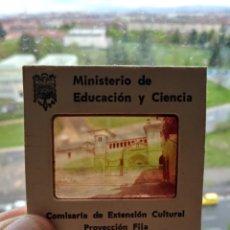 Fotografía antigua: DISPOSITIVA COLEGIATA DE SANTILLANA DEL MAR CANTÁBRIA SANTANDER. Lote 254028060