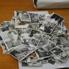 Fotografía antigua: INTERESANTE LOTE DE MAS DE 480 FOTOS, DE LOS AÑOS 50/60.. Lote 261857265