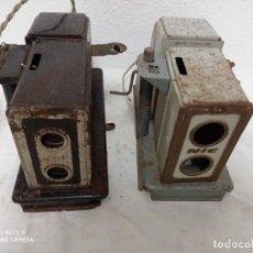 Fotografia antica: LOTE DE DOS PROYECTORES DE DIAPOSITIVAS NIC. Lote 271697038