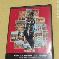 Fotografía antigua: POR LA TIERRA DE JESÚS DOCE DIAS EN TIERRA SANTA. Lote 276409533