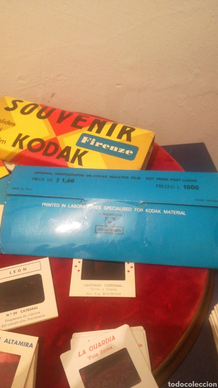 Fotografía antigua: Diapositivas ~ SOUVENIR KODADK ~ LOTE - Foto 12 - 278819733