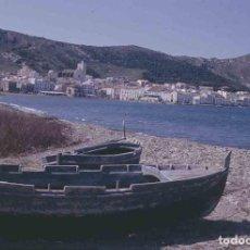 Fotografía antigua: GIRONA. PORT DE LA SELVA. VISTA GENERAL. C.1965. Lote 288529173
