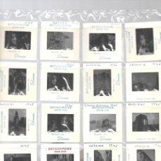 Fotografia antica: 4009- LOTE DE 25 DIA POSITIVAS DE VACACIONES DE 1.975. Lote 290458148