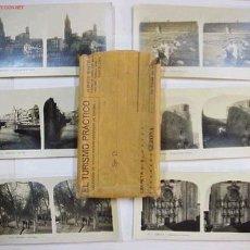 Fotografía antigua: GERONA 14 VISTAS EL TURISMO PRACTICO. AÑOS 1920-30. Lote 26854206