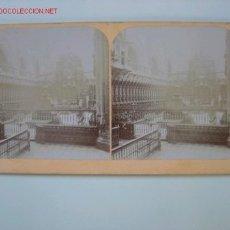 Fotografía antigua: CORDOBA FORO DE LA CATEDRAL. Lote 2240276